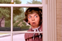 "On ""Bewitched,"" nosey neighbor, Gladys Kravits (Alice Pearce) always got more than she bargained for with her cup of sugar!"